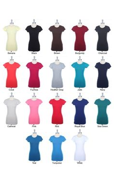 High Neck Modest Laying Short Sleeve T-Shirt from The Skirt Outlet