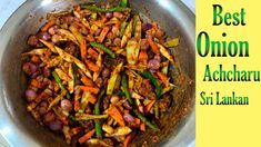 Quick Recipes, Quick Easy Meals, Sri Lankan Recipes, Kung Pao Chicken, Pickles, Onion, Spicy, The Creator, Beef
