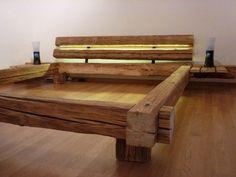 Holzbalken Bett Furchterregend Auf Kreative Deko Ideen Für Pin Von Steve  Downey Bedroom 10