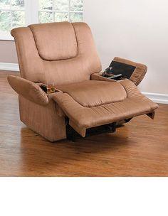 extra big recliners