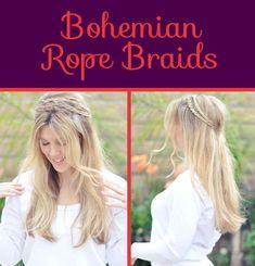 Bohemian Rope Braids