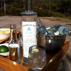 Story - Georgian Bay Gin