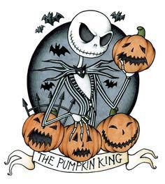 Looks Halloween, Disney Halloween, Halloween Art, Happy Halloween, Halloween Decorations, Nightmare Before Christmas Drawings, Desenhos Halloween, Jack The Pumpkin King, Tim Burton Art