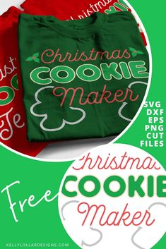 (1) Freebie Friday | Christmas Cookie Tester Family Set - Kelly Lollar Designs Family Set, Maker, Cricut Design, Drink Sleeves, Christmas Cookies, Friday, Free Silhouette, Silhouette Cameo, Projects
