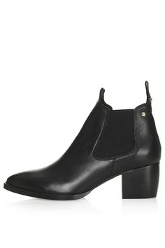 Margot Leather Boots