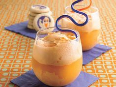 Orange Cream Float