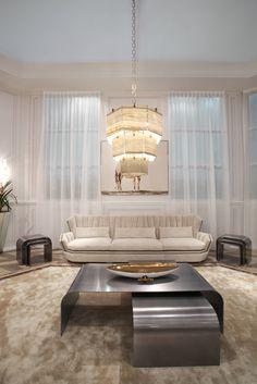 Hemingway - Livingroom | Visionnaire Home Philosophy