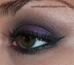 Urban Decay The Vice Palette : Rapture - Vice - Noise - Jagged - Occupy