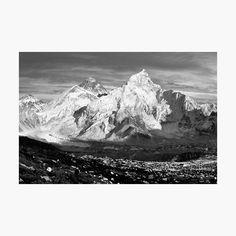 Canvas Prints, Art Prints, Top Artists, Mount Everest, Print Design, This Is Us, Vibrant Colors, Oriental, Landscape
