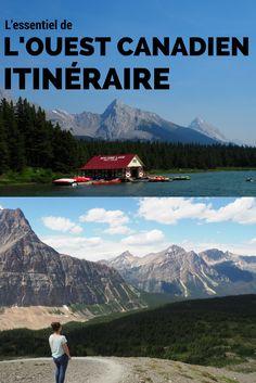 L'essentiel de l'Ouest Canadien en 2 semaines
