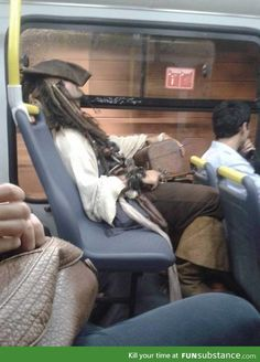 I guess Captain Jack Sparrow lost the Black Pearl again.