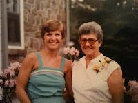 Mercury Editor Nancy March shares her Mother Day photo circa with her mom Louise Egolf. I Smile, Make Me Smile, Mother's Day Photos, Mercury, Editor, Tank Man, March, Mom, Mens Tops