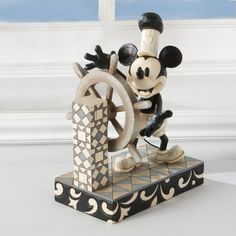Mickey Mouse Ahoy Mickey-Mickey Mouse Figurine