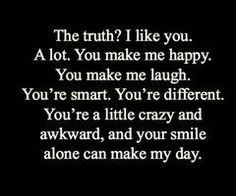 cute quotes & We choose the most beautiful 30 Relationship Quotes for Him for you.Well im not sure if he is smart .everybofy said he is so stupid and thwy tell me the stupid things he do and im like awwww so cute! most beautiful quotes ideas Crazy Love Quotes, Love Quotes For Her, Cute Quotes, Crush Quotes For Her, New Guy Quotes, Crushing On Him Quotes, Thin Quotes, Crazy Friend Quotes, Crush Sayings