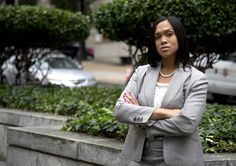 Marylin Mosby, Baltimore City State's Attorney NBC News 05/01/15