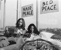 1969 - JOHN LENNON E YOKO ONO