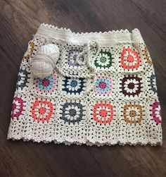 Embroidery for Beginners & Embroidery Stitches & Embroidery Patterns & Embroidery Funny & Machine Embroidery Baby Knitting Patterns, Embroidery Patterns, Crochet Patterns, Crochet Skirts, Crochet Clothes, Crochet Granny, Knit Crochet, Crochet Shorts Pattern, Hippie Crochet