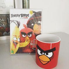 Sabem quem acabou de aterrissar aqui em casa? Os Angry Birds num filme que já tinha conquistado todos por aqui. O melhor é o preço pelo qual ele está sendo vendido apenas R$ 1990! Diversão garantida por um valor incrível! #babydicas #presskit #angrybirdsofilme