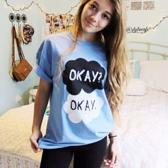 The Fault In Our Stars... Okay? Okay.