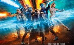 The CW has become home to a fewof our favorite superheroes and villains. One of the shows is Legends of Tomorrow. Its about a Time Master Rip Hunter ...