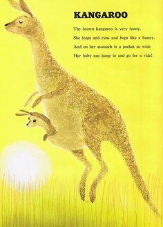 kangaroo Vintage Book Art, Australian Animals, Kangaroos, Commonwealth, Junk Journal, Graphic Illustration, Fairytale, Stencils, Homeschool