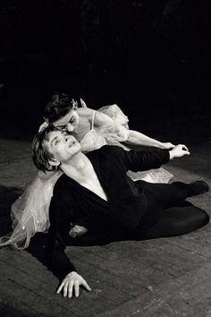 Margot Fonteyn, sa muse, son amie