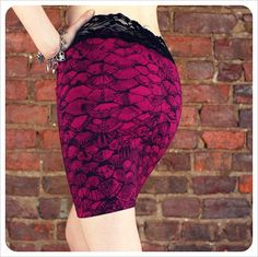 Mermaid Pencil Skirt. This etsy shop has great stuff