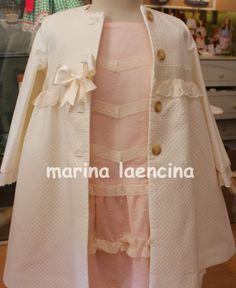 Marina Laencina E: Lindo abrigo!!