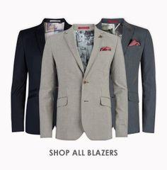 Mens Blazers   Ted Baker Menswear