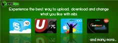 Experience the best way to upload. Go to www.mibilletera.org