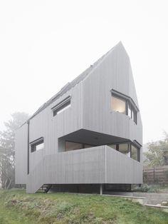 The Marly House / L'agence KARAWITZ - France