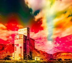 This is a beautiful piece and mounted. Most of my pieces are mounted and are available for purchase from my website Artist Profile, Mixed Media Artists, Willis Tower, Fine Art Photography, Vancouver, Northern Lights, Digital Art, Landscape, City