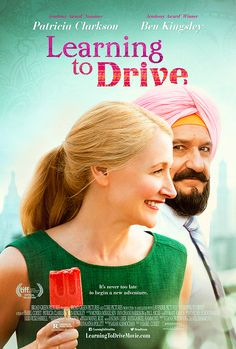 #LearningToDrive starring Ben Kingsley & Patricia Clarkson | In theaters August 21, 2015