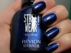 Revlon Street Wear Midnight.