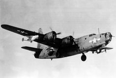 PB4Y-2 Privateer with Bat Guided Bombs