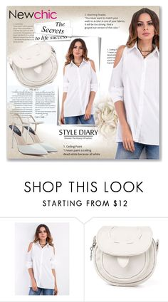 """""""Newchic 7/30"""" by sanela1209 ❤ liked on Polyvore"""