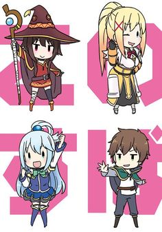 Konosuba the worst at seriousness anime...  If you control your laugh I'll sure admire you...