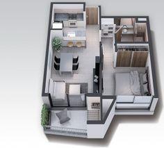 Ambientes para vivir - Arquitectura - Costa Bouchard