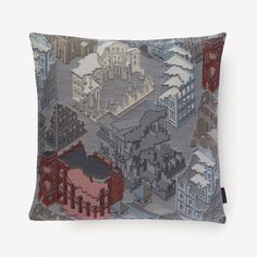 Aftermath Pillow by Studio Job