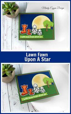 Mindy Eggen Design: Lawn Fawnatics Challenge 30 - Upon A Star