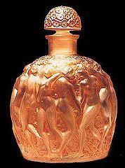 Habanito perfume bottle by Lalique