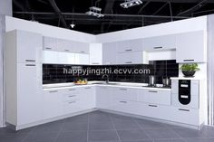 high gloss kitchen cabinets - Google Search