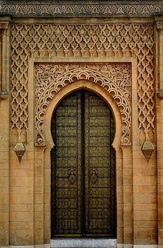 Morrocan Doorway