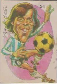 Gaitan - Argentina #64 - 1979