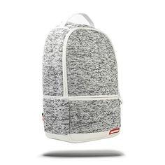 73537390567 SPRAYGROUND Knit Cargo Backpack   Grey Suitcase Bag, School Bags, Backpacks,  Purses,