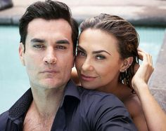 David Zepeda, Mexican Actress, Couple Goals, Tv Series, Couple Photos, Couples, Relationships, Mexican, Haircuts