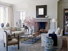 C FOR COFFEE TABLES | Mark D. Sikes: Chic People, Glamorous Places, Stylish Things  http://markdsikes.com/2012/10/05/c-for-coffee-tables/#