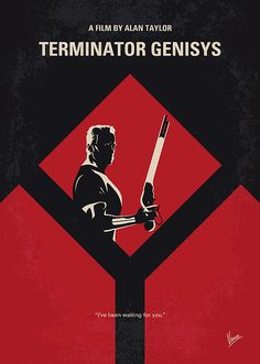 POSTER TERMINATOR GENESIS #poster
