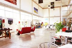 COMBO Project - #coworking space in Florence, Italy.