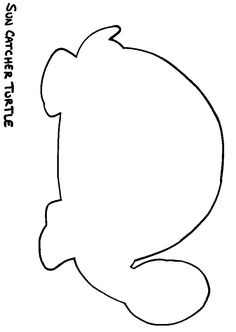 templates for spring theme black and white Animal Templates, Shape Templates, Applique Templates, Applique Patterns, Applique Designs, Quilt Patterns, Crafts For Kids, Arts And Crafts, Paper Crafts